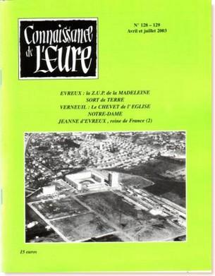 Connaissance de l'Eure n°128-129