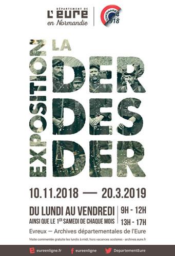 Exposition «La Der des Der»