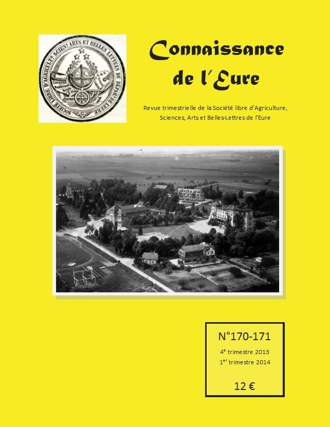 Connaissance de l'Eure n°170-171