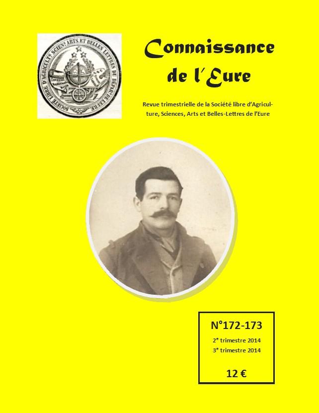 Connaissance de l'Eure n°172-173