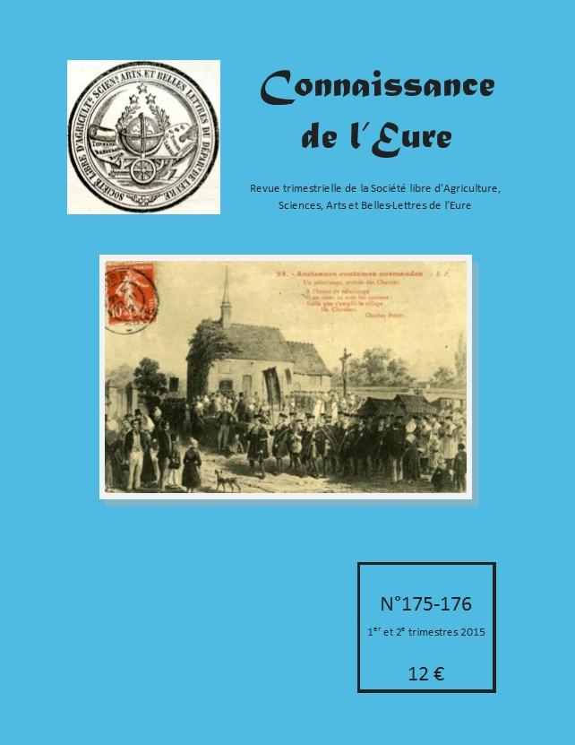 Connaissance de l'Eure n°175-176