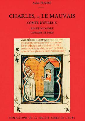 Charles dit le Mauvais comte d'Évreux