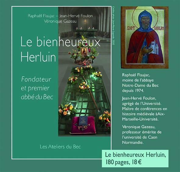 Le bienheureux Herluin
